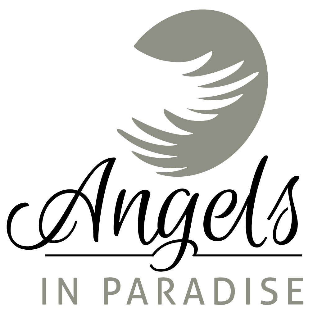 logo for Angels in Paradise